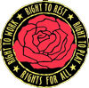 Working Voices Choir Rose Logo